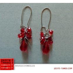 B.O tango pampilles rouge