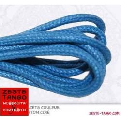 Lacet couleur Bleu Roi