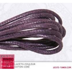 Lacet couleur Violet