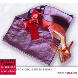 Sac chaussures tango 'Mira me' - Taffetas