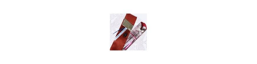 Hand fan case: tango shop